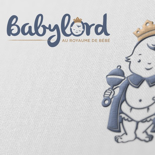 baby design product logo