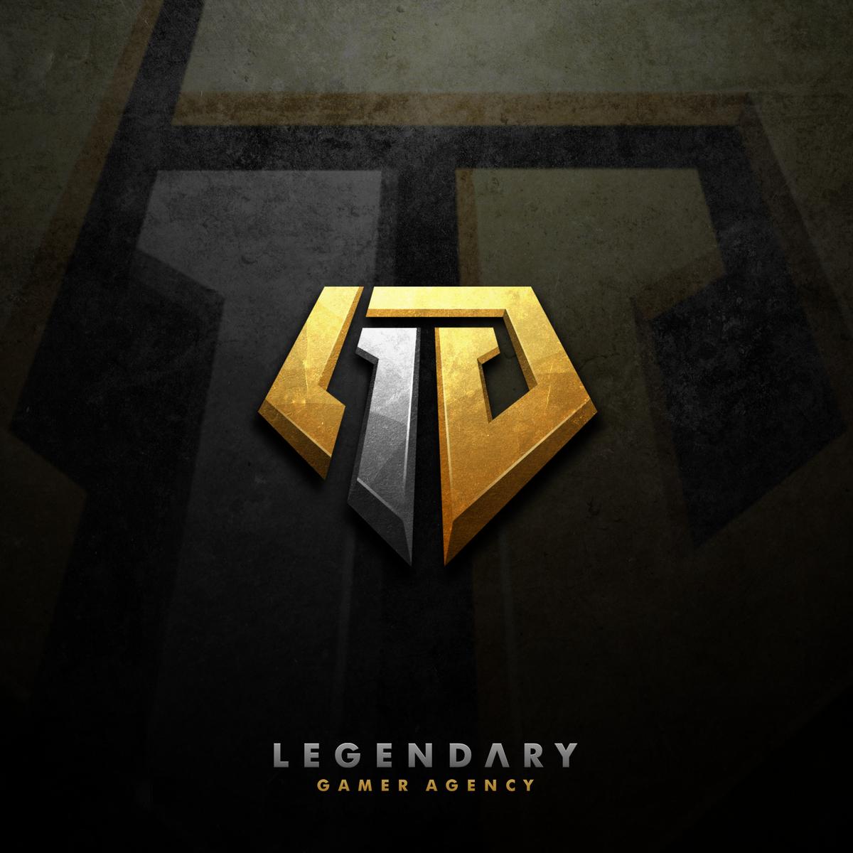 Logo re-branding for an eSports company
