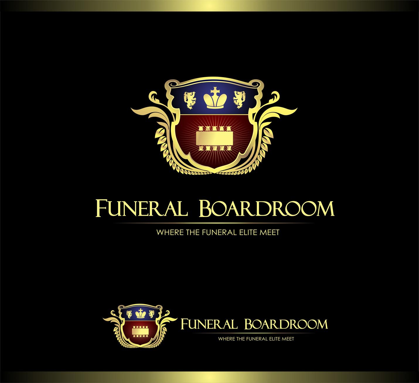 Guaranteed: New logo wanted for Funeral Boardroom