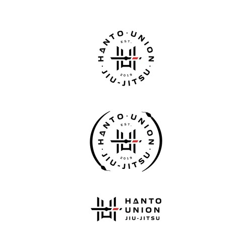 Hanto Union Jiu-Jitsu | Logo Design