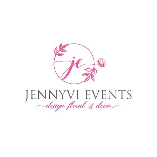 Logo concept for jennyvi event