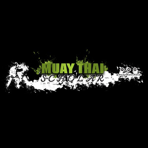 Youtube cover for muay thai boxing channel