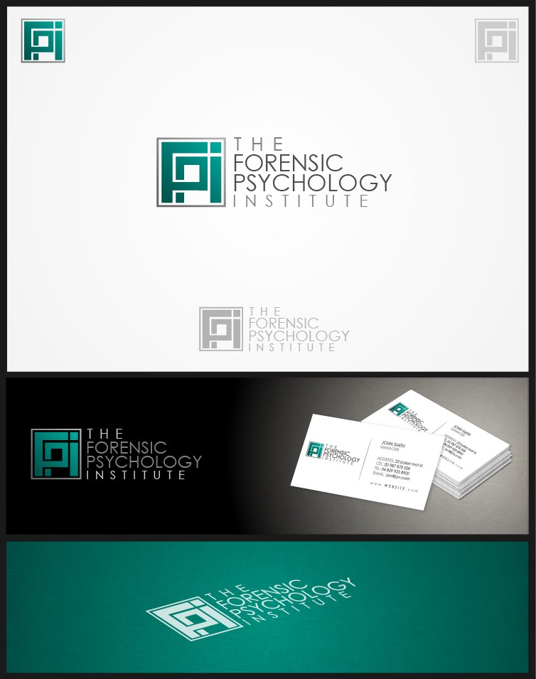 New logo wanted for The Forensic Psychology Institute
