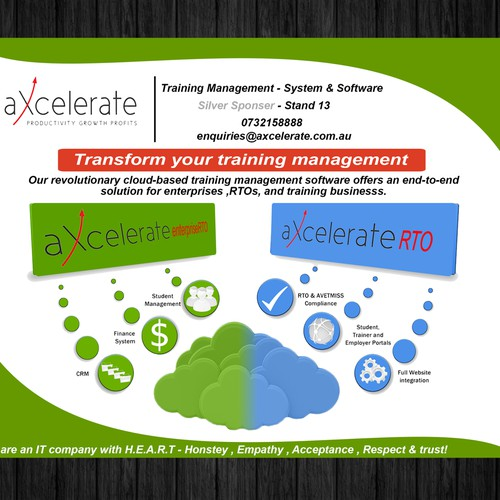 Axcelerate System & Software