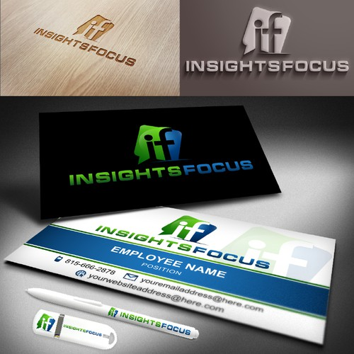 Help Insights Focus with a new logo