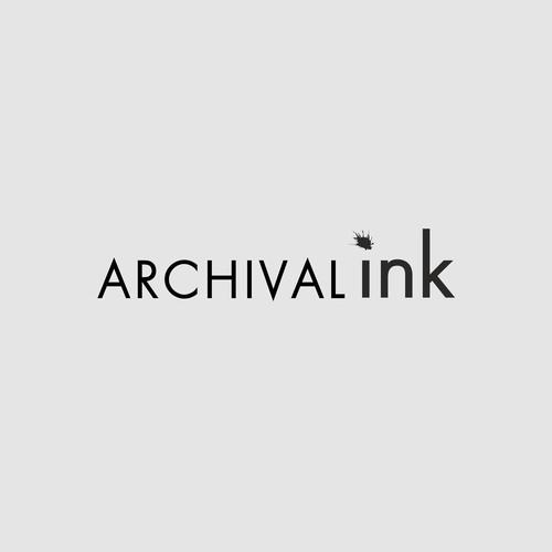 Logo for an online art gallery/ pop up art gallery