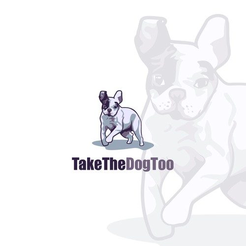 TAKE THE DOG