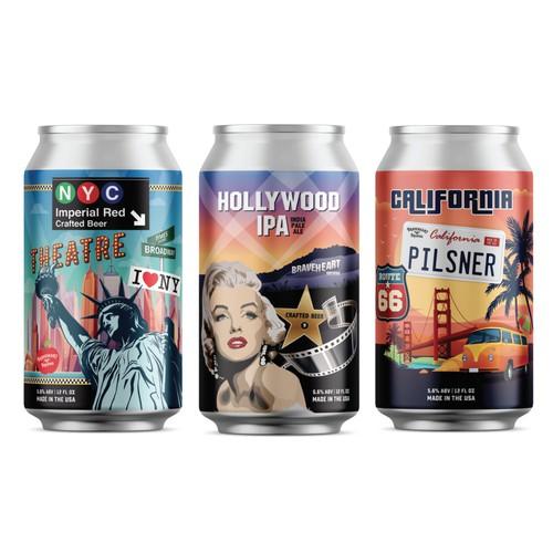 Beer Can Design