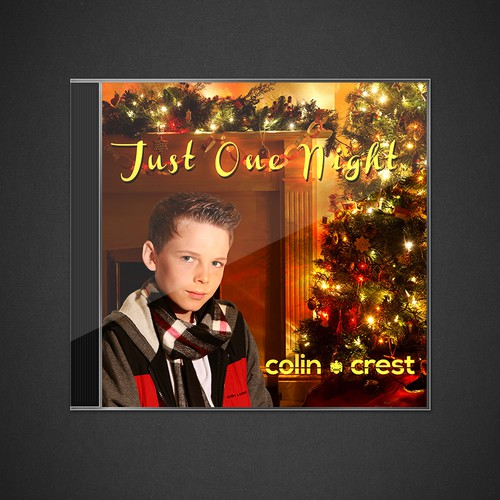 CD Design for Colin Crest