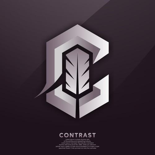 CONTRAST (C) LOGO