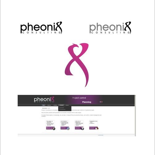 Phoenix Consulting needs a new Logo Design