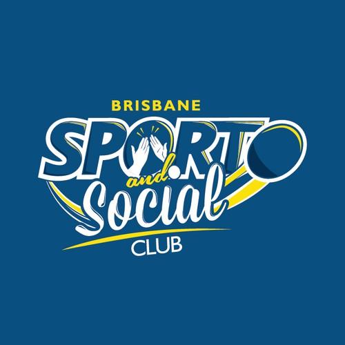 Win the logo design for a fun Social Sports logo!