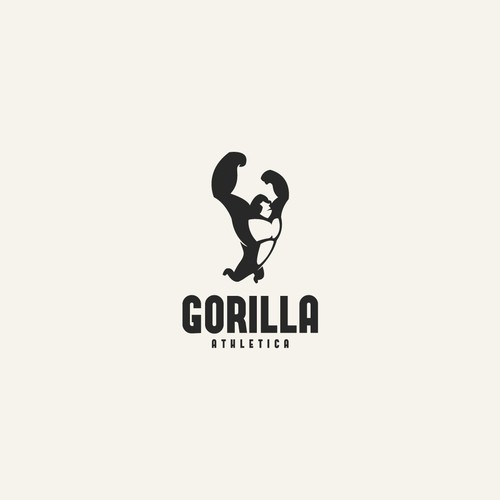Gorilla Athletica - help create a logo that will be seen worldwide!