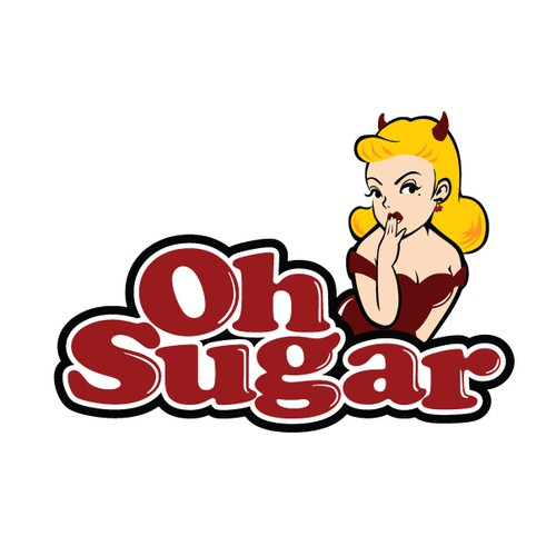 Help oh sugar with a new logo