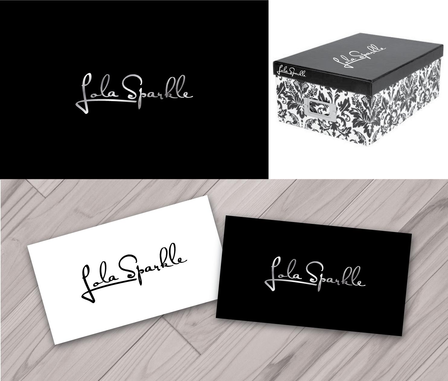Lola Sparkle needs a new logo. Fun, fashion, current,