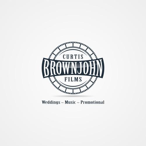 Logo concept for Curtis Brownjohn Films