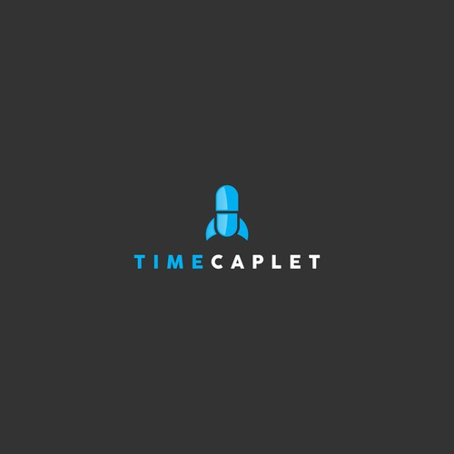 Time Caplet Logo