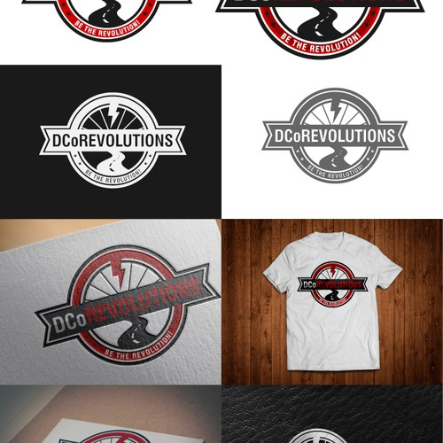 logo concept for DcoRevolutions