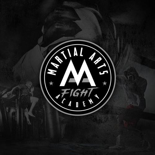 MMA Academy Logo