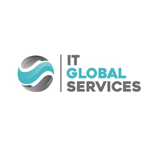 Logo for IT services