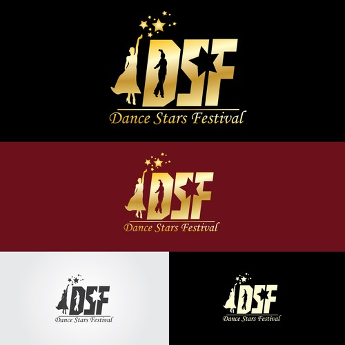 Logo for dance stars festival