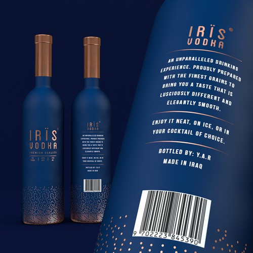 Iris Vodka