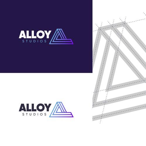 Alloy Studios Logo