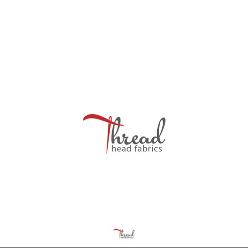 Concept logo for Thread Fabric