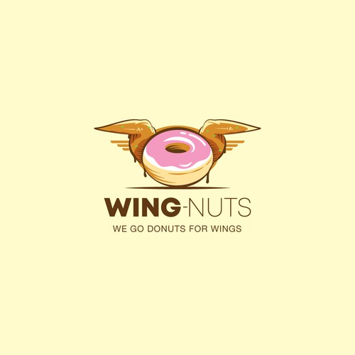 Wing-Nuts Logo