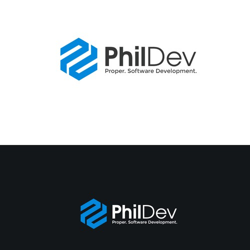 logo for software development company