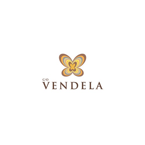 Logo for c/o Vendela!