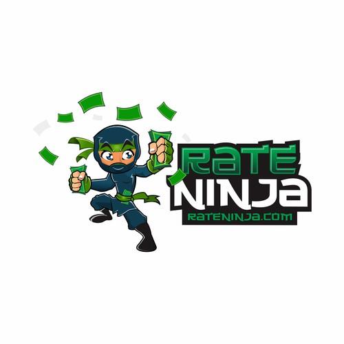 Logo Rate Ninja