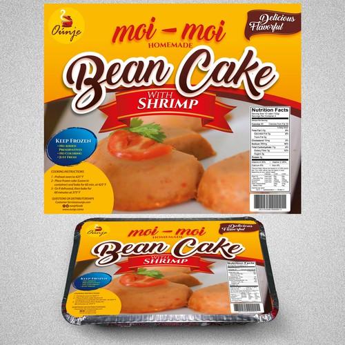 Bean Cake