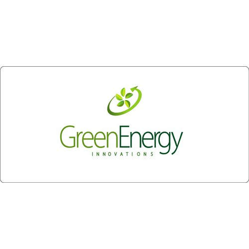 Green Energy Innovations - Logo Design