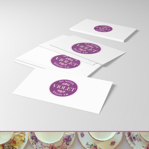 Create a stand out logo for a vintage hire company.