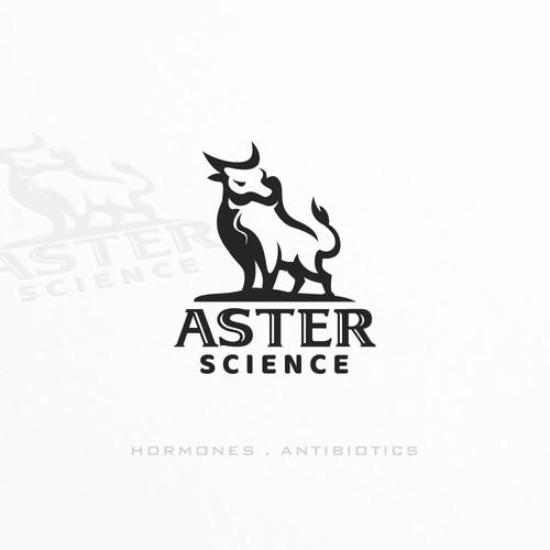 Hormone/Antibiotics Company Logo