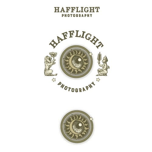 Logo for Hafflight Photography