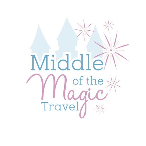 Magical logo that fits with the Disney feel