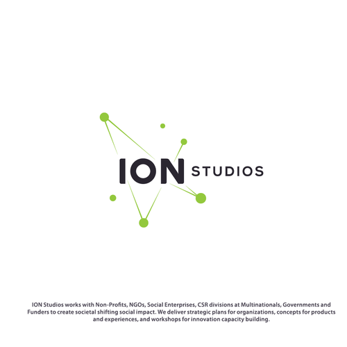 Portraying impact around ION Studios.