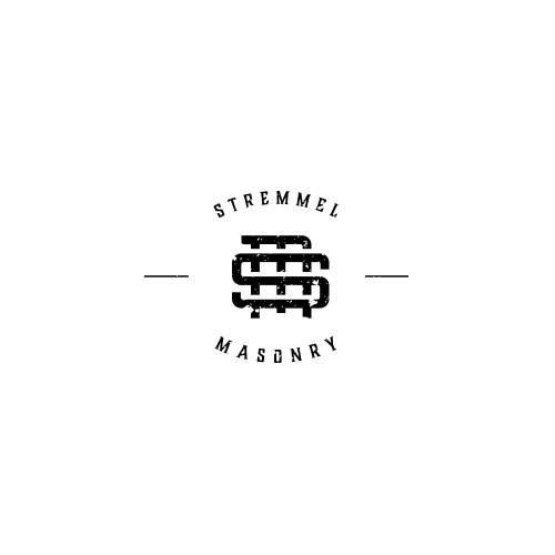 Logo for Stremmel Masonry