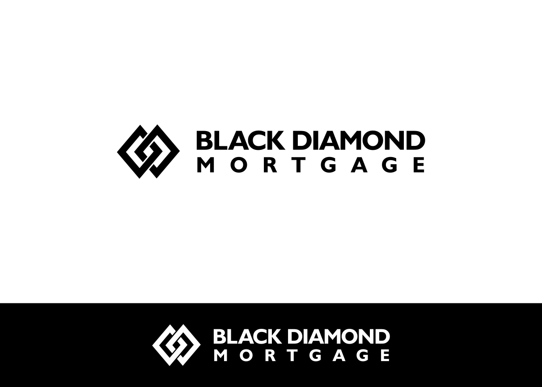 Black Diamond Mortgage needs a new logo