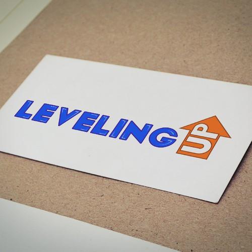 """""""Leveling UP"""" logo"""