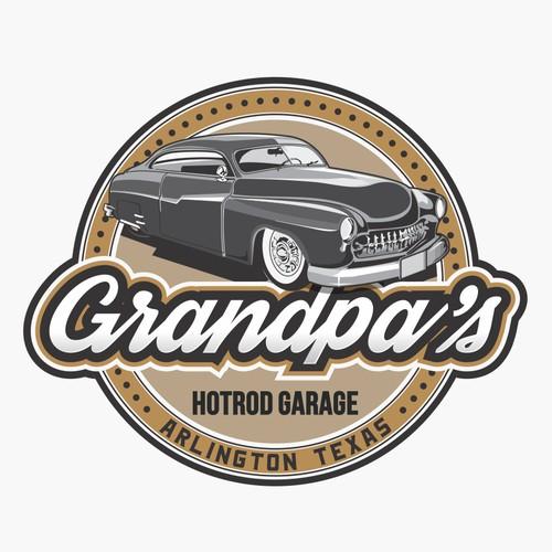 GRANDPA'S HOTROD GARAGE
