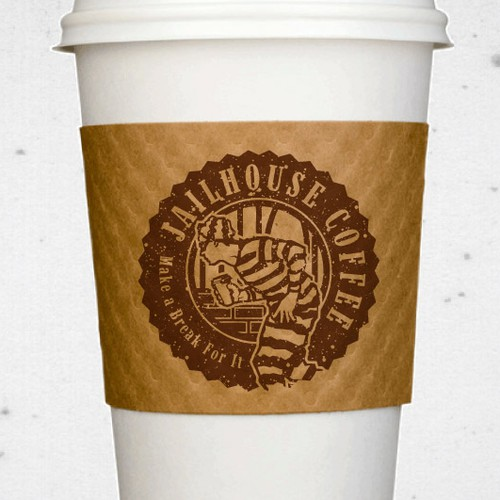 Jailhouse Coffee needs a new logo