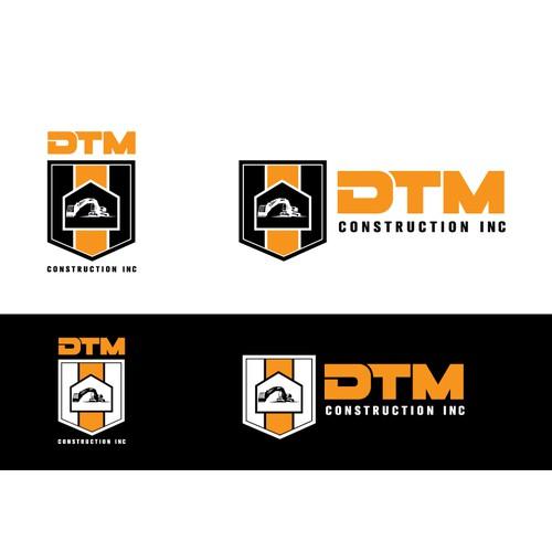 Bold logo for Excavation  Service