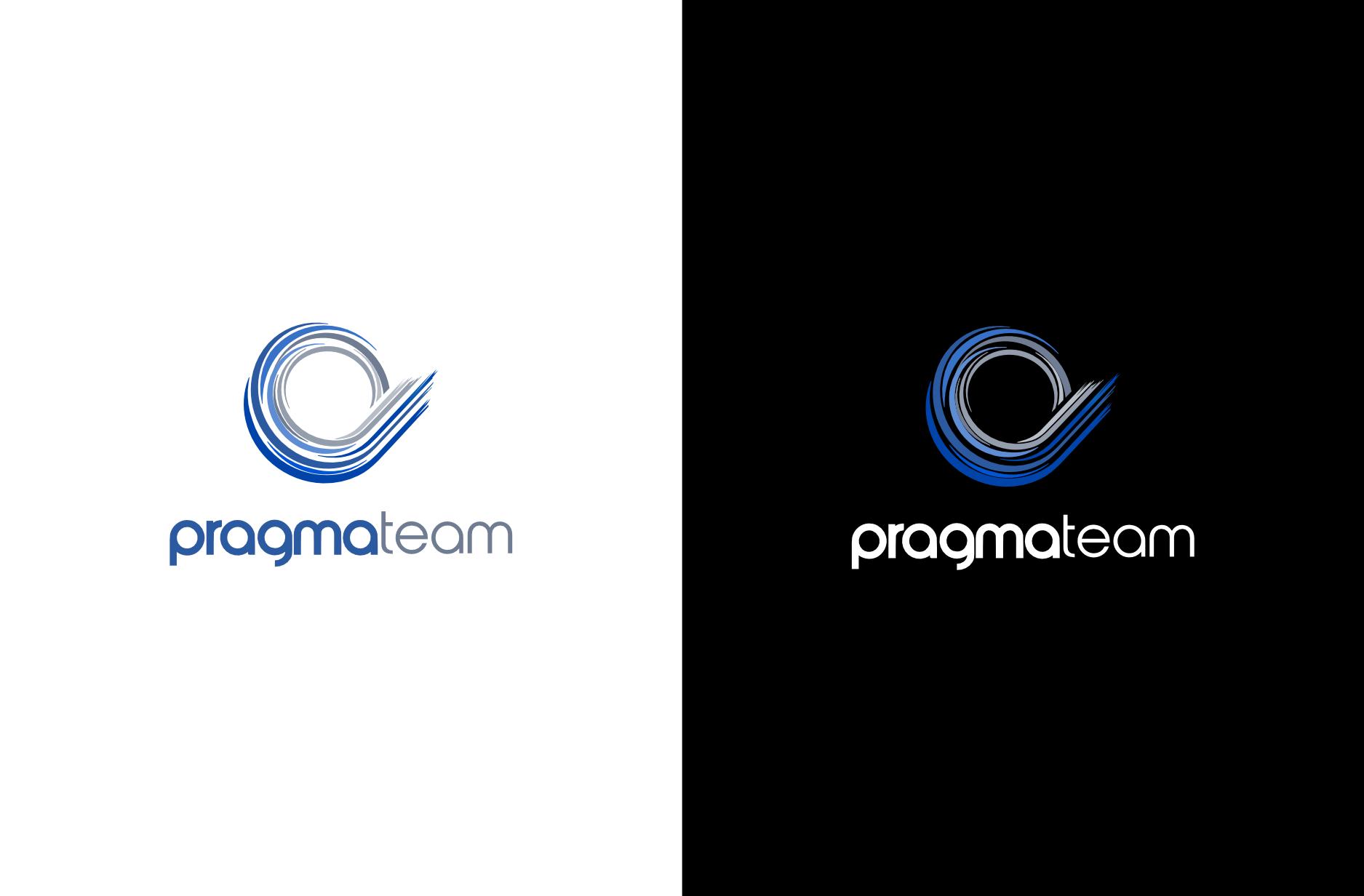 Create a logo for pragmateam