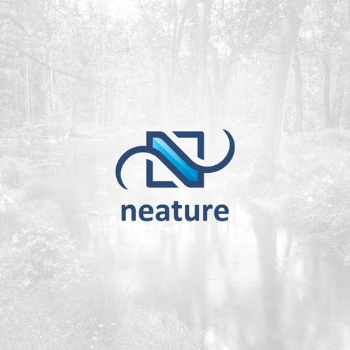 Feminine logo design project for Neature