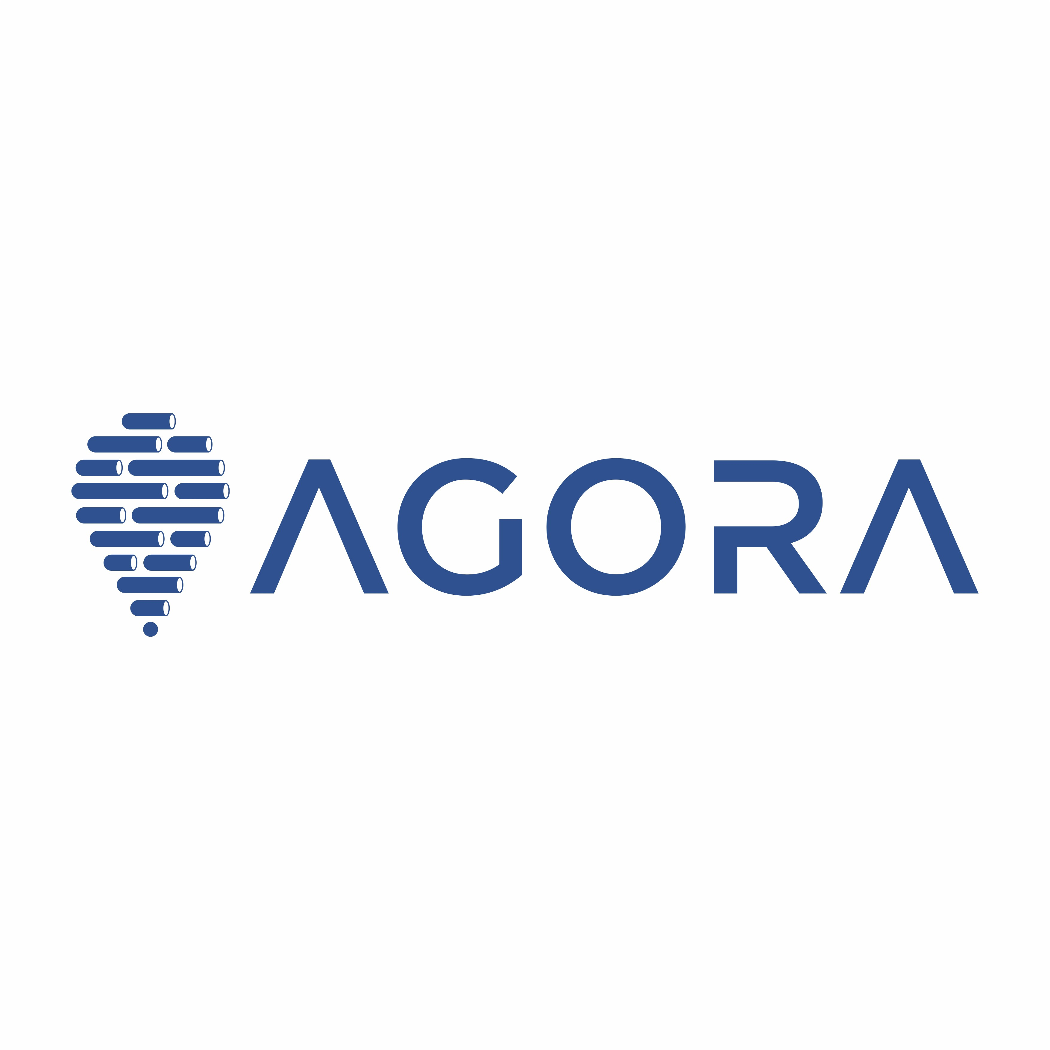 """Agora is building """"Google Maps of the Underground"""" and needs a logo"""