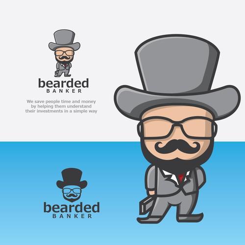 Bearded Banker