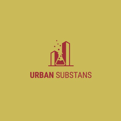 Clever urban substance logo